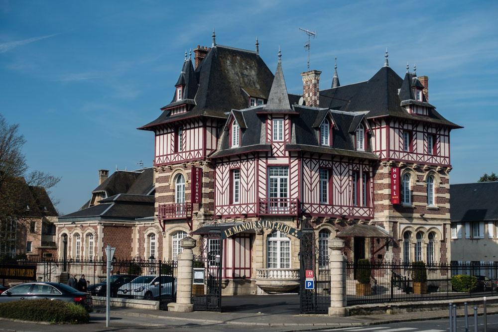 Le Manoir St Eloi