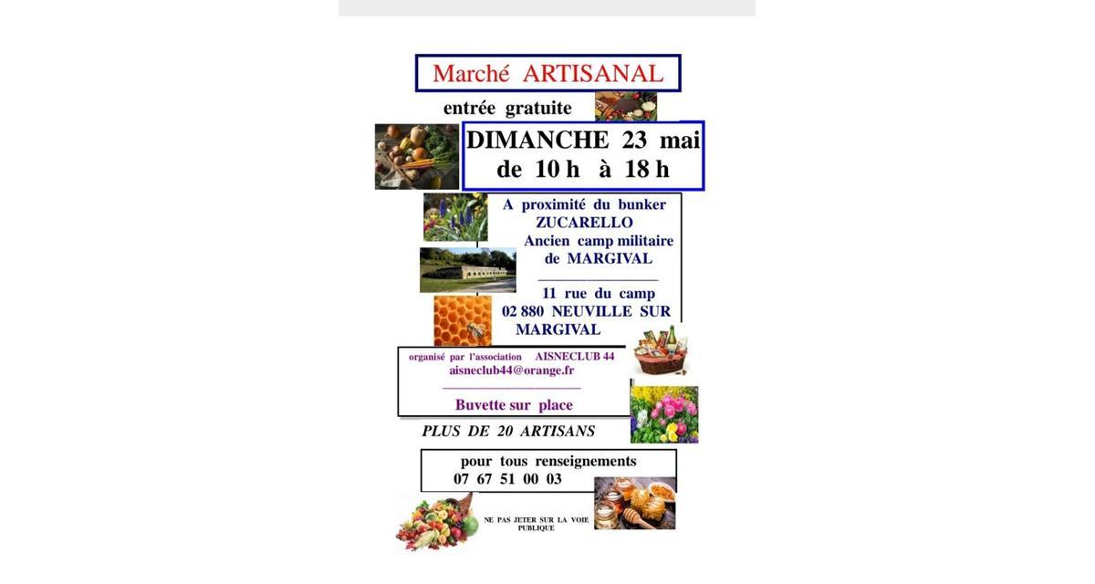 marche artisanal aisne44