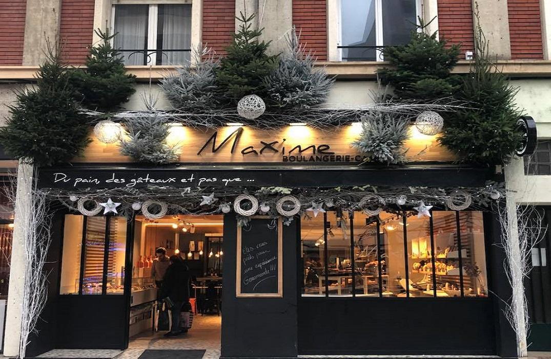 LA BOULANGERIE CAFÉ CHEZ MAXIME