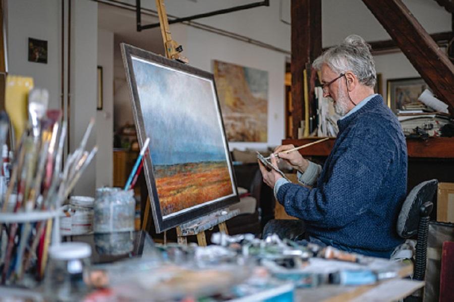 peinture atelier pixabay