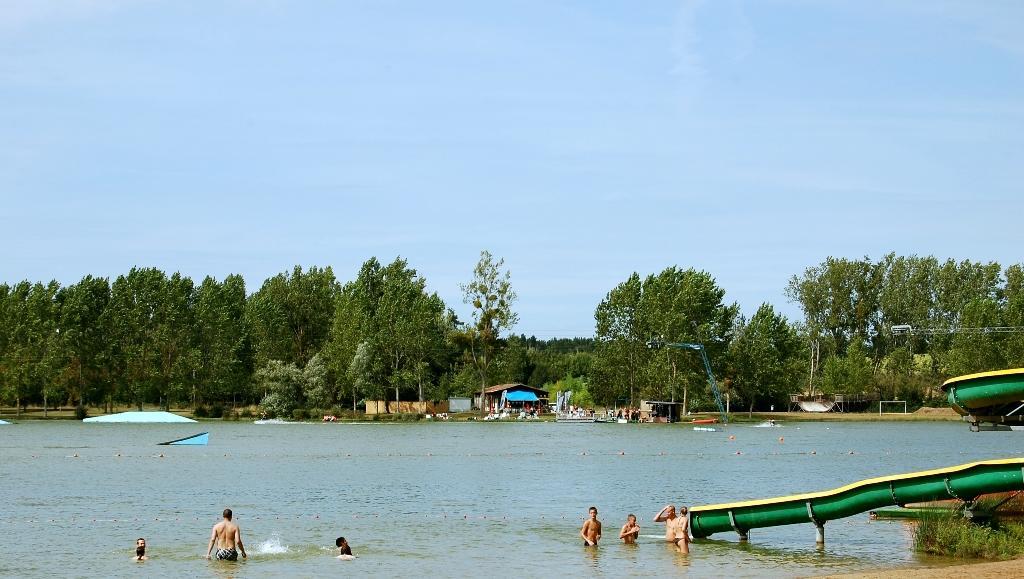 Base de loisirs - Terres de France - Moncontour Active Park