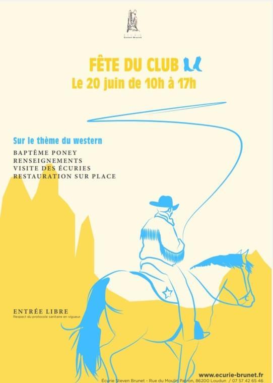 Fête du Club Hippique Loudun