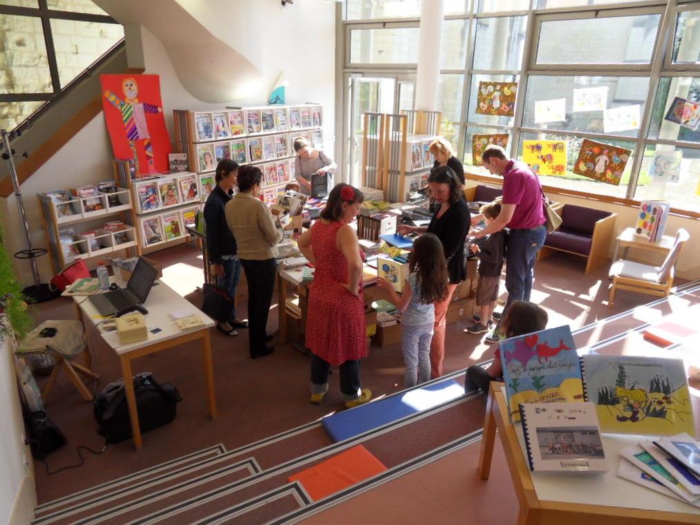 Festival du livre jeunesse