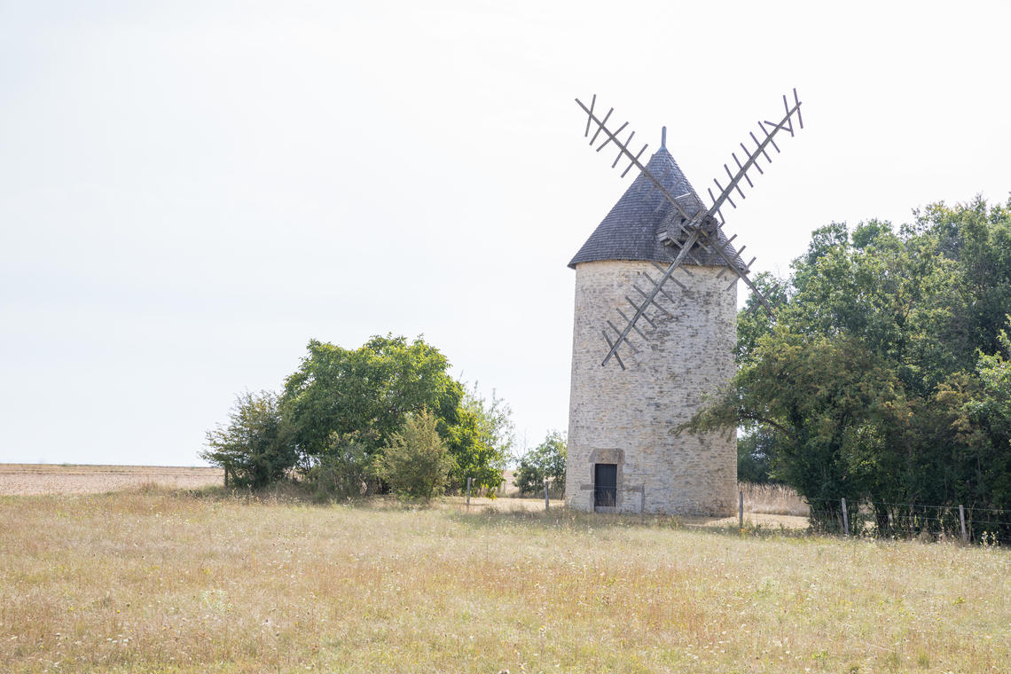 Moulin Mazeuil