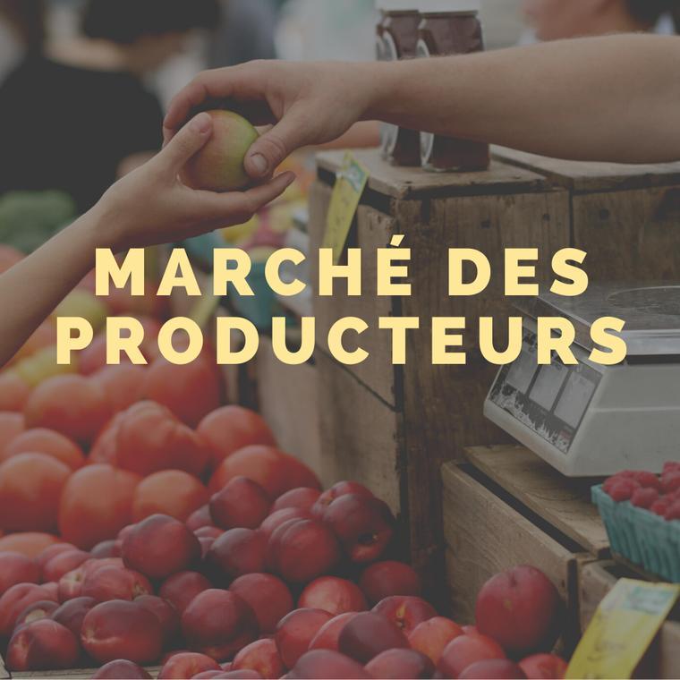 Marché des producteurs