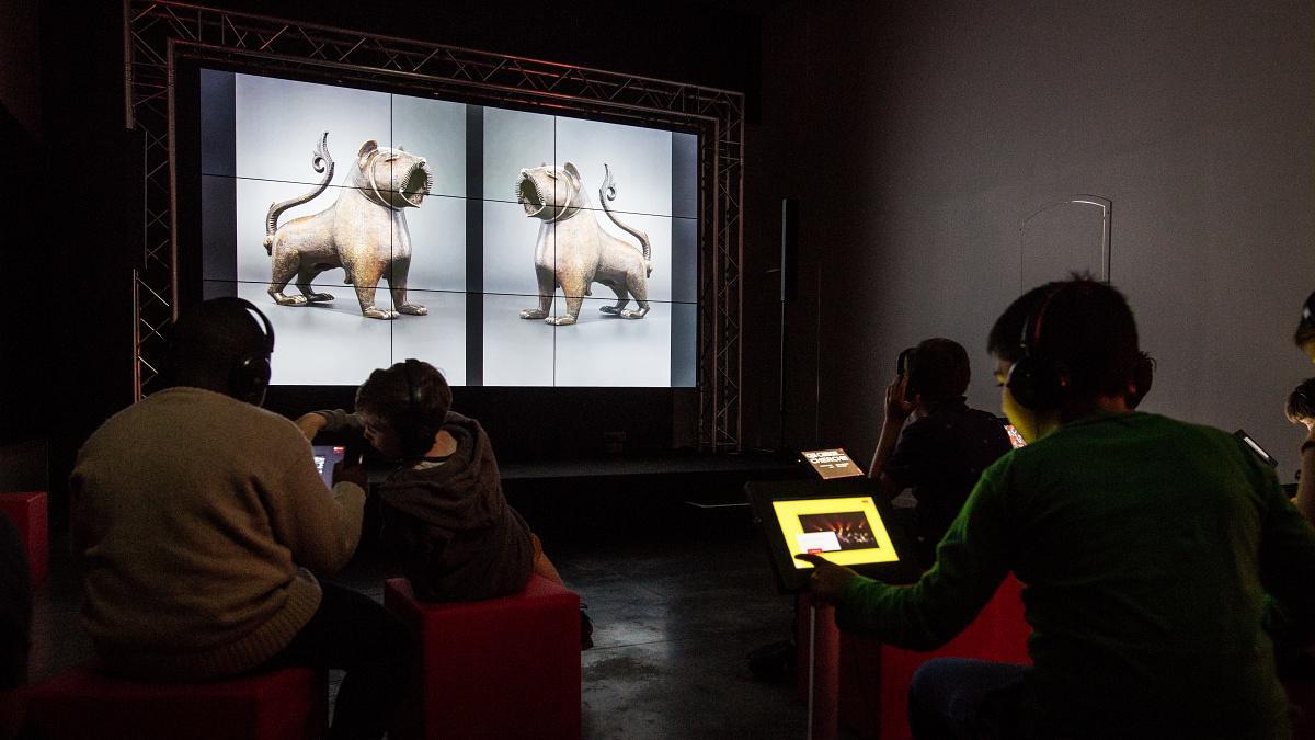 Musée numérique Lille - enfants  Charles Mangin (002)