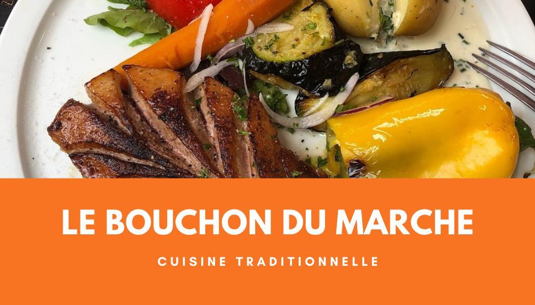 LE BOUCHON DU MARCHE