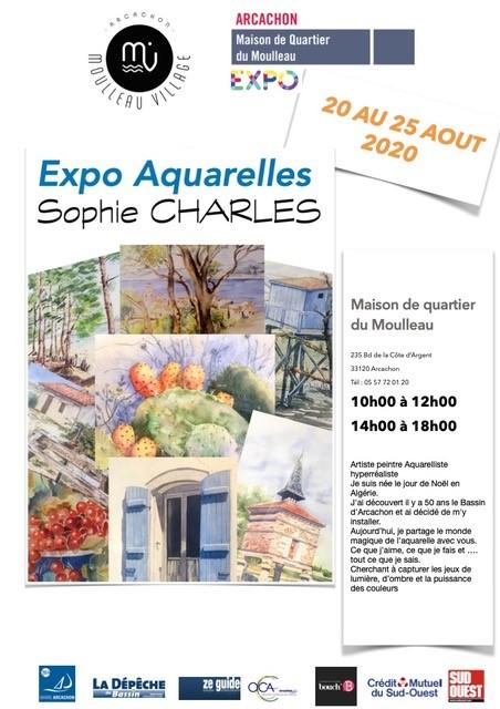 expo sophie charles
