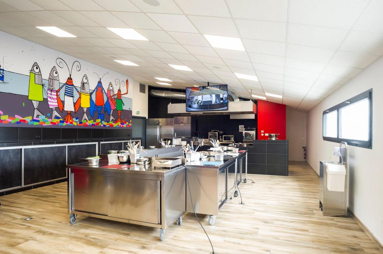 Atelier de cuisine - L'Hatelier - Guilvinec - Pays bigouden