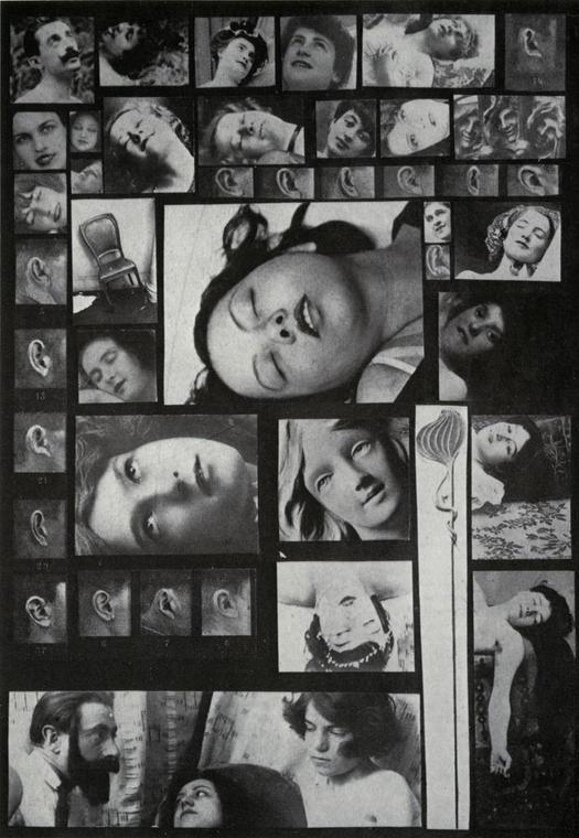 Salvador Dalí - Le Phénomène de l'extase