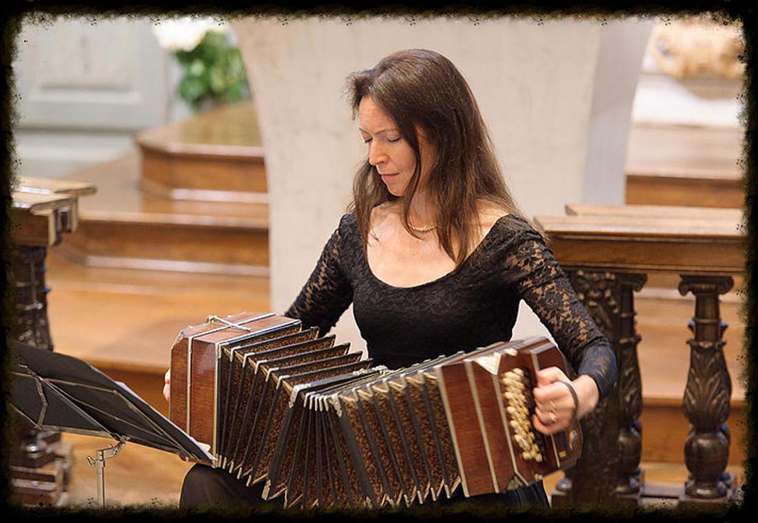 Concert de bandonéon - Guilvinec - Pays Bigouden
