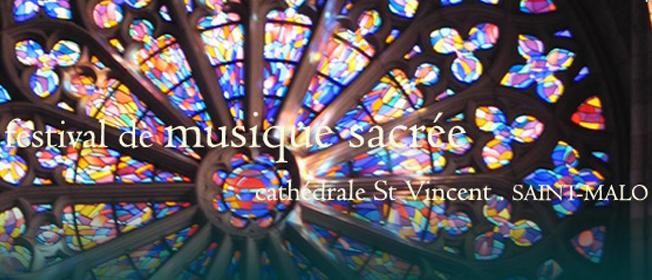 ©Musique sacrée Saint-Malo