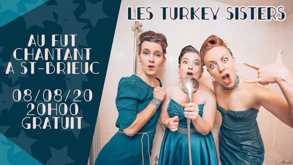 Les Turkey Sisters