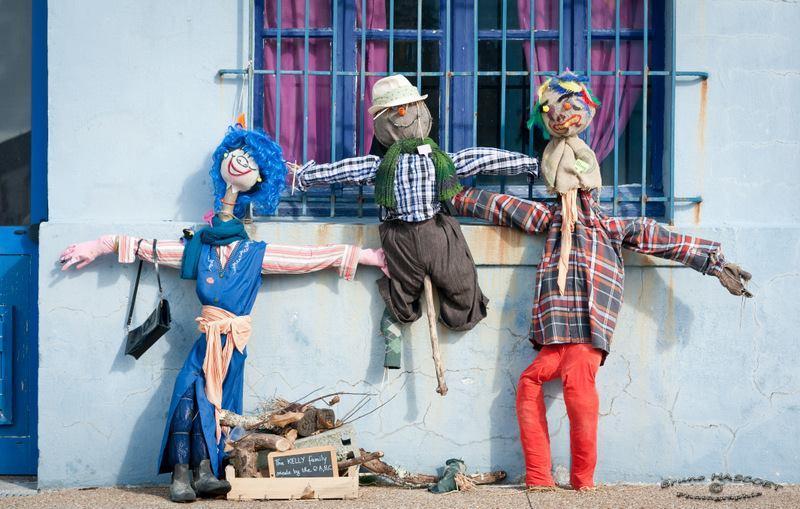 Festival des épouvantails - Guilvinec - Pays Bigouden