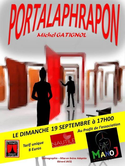 """Théâtre """"Portalaphrapon"""""""