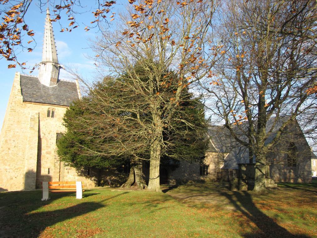 Chapelle et son enclos