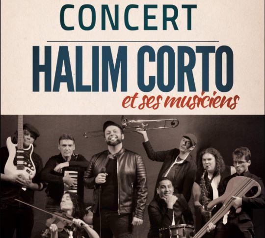 Halim Corto et ses musiciens