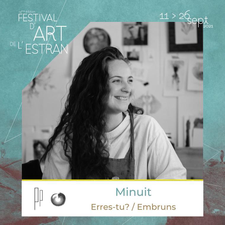 Candice Quédec - Festival d'Art de l'Estran