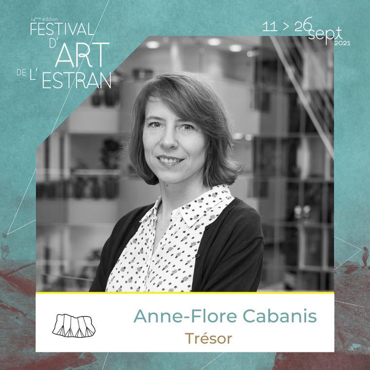 Anne-Flore Cabanis - Festival d'Art de l'Estran