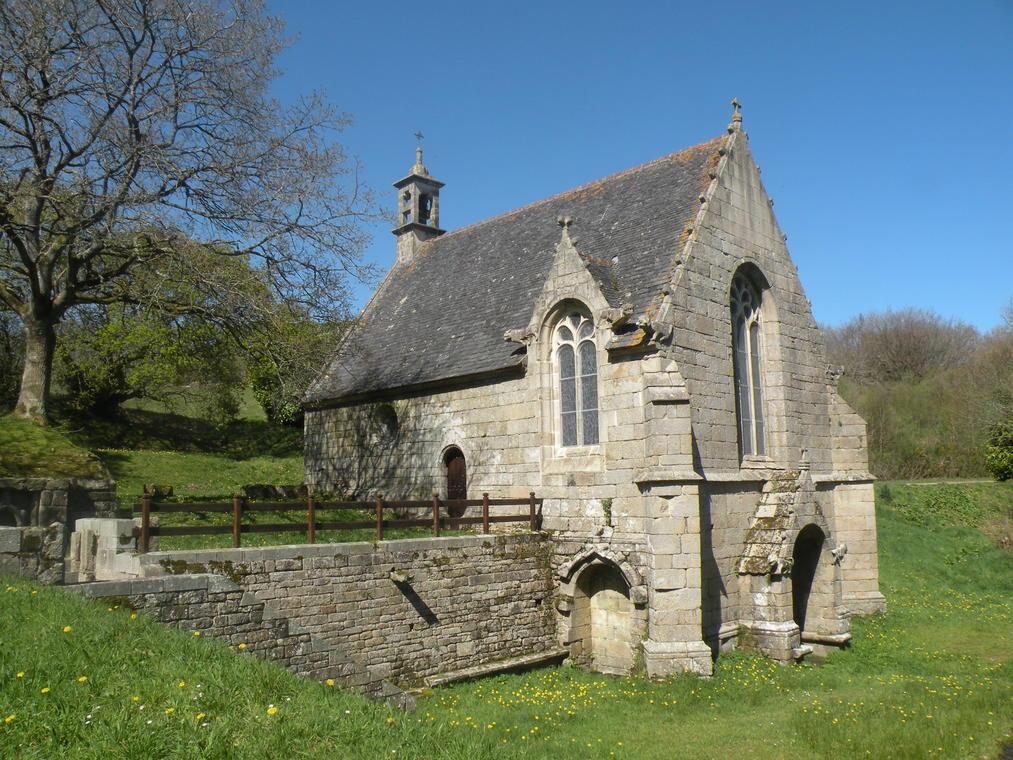 La chapelle Saint Trémeur