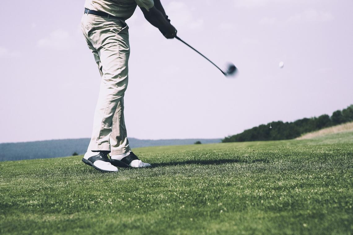 Compétition golf 2021