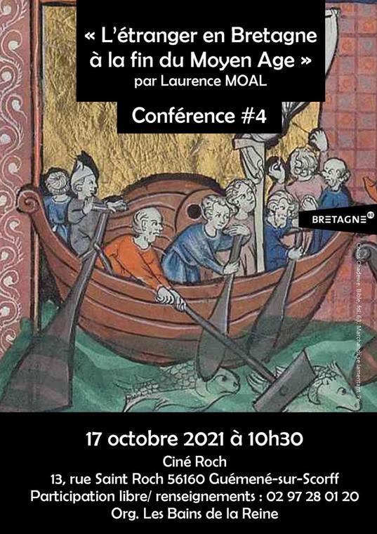 L'étranger en Bretagne à la fin du Moyen Âge