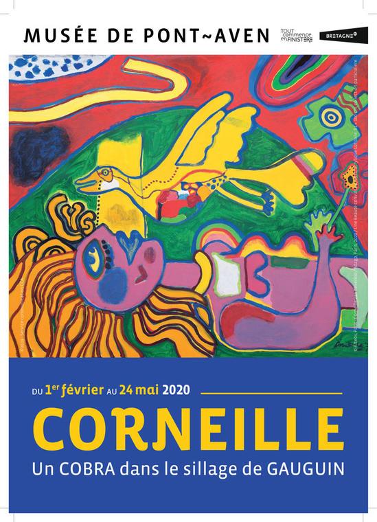 Corneille, un Cobra dans le sillage de Gauguin
