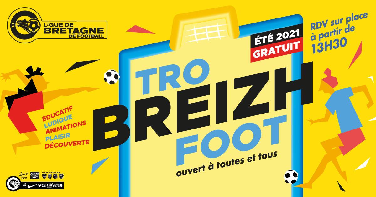 Cléder-Tro Breizh Foot