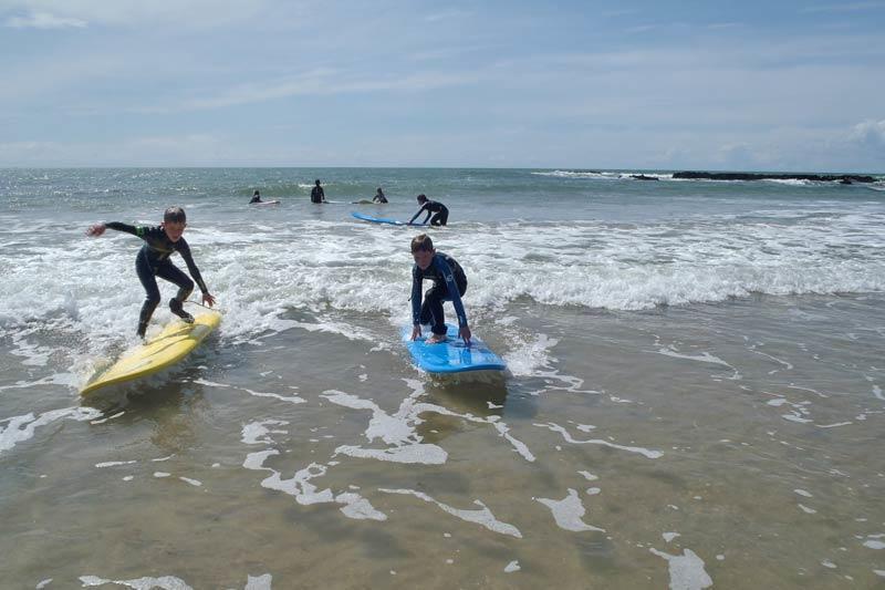 Ecole de Surf & Rescue