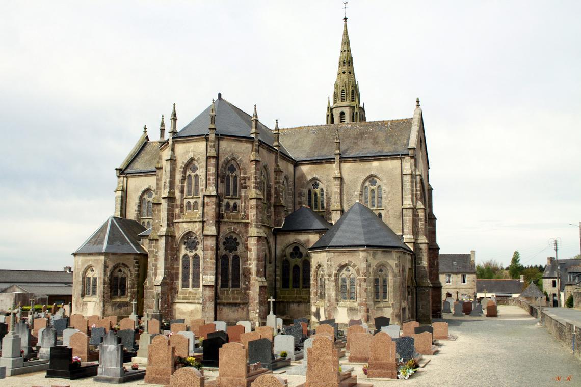 Eglise St Nérin Plounérin (5) ©
