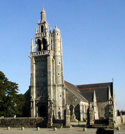 Eglise St-Pierre Ploubezre
