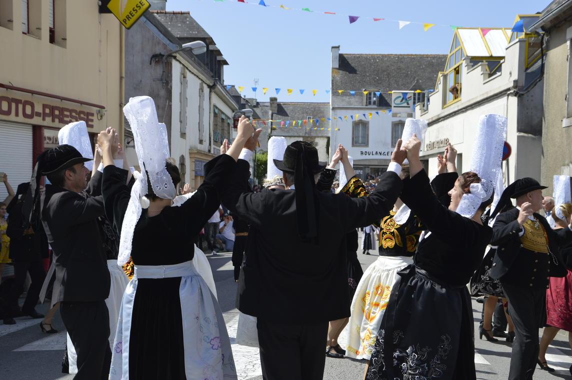 Festival Mondial Folk - Plozevet