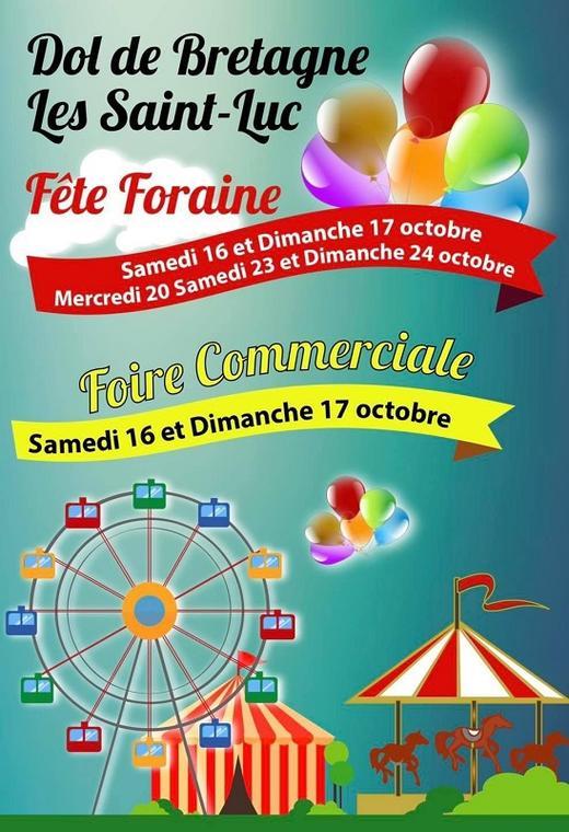 Foire de la Saint Luc 16-24oct2021