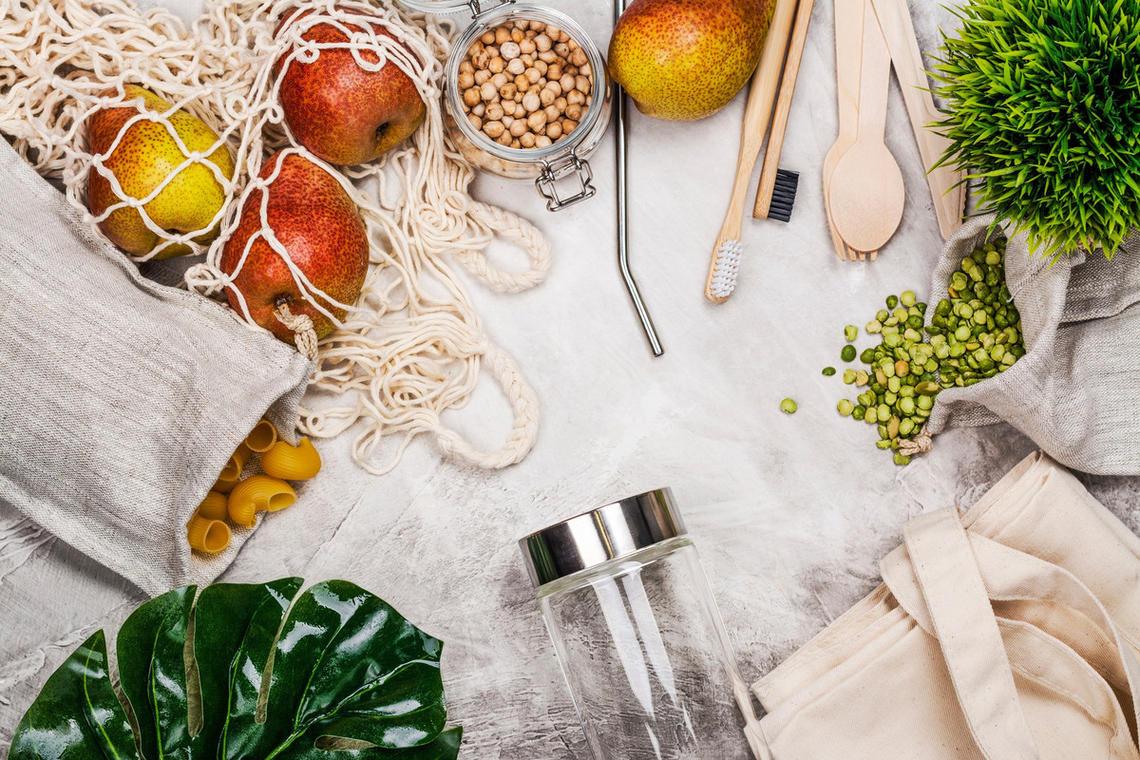 Flyer Atelier Eco Essentiel - Dans ma Cuisine - Durable Sain Naturel Zero Déchet - Escapade Glaz  (1)