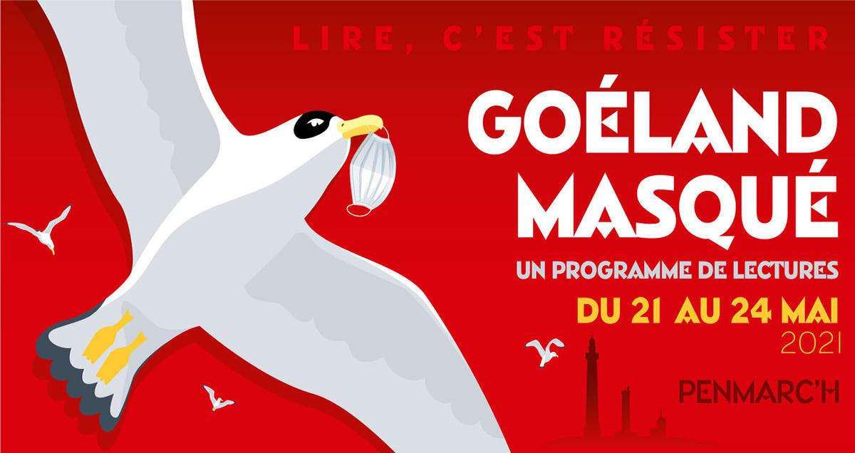Goéland Masqué