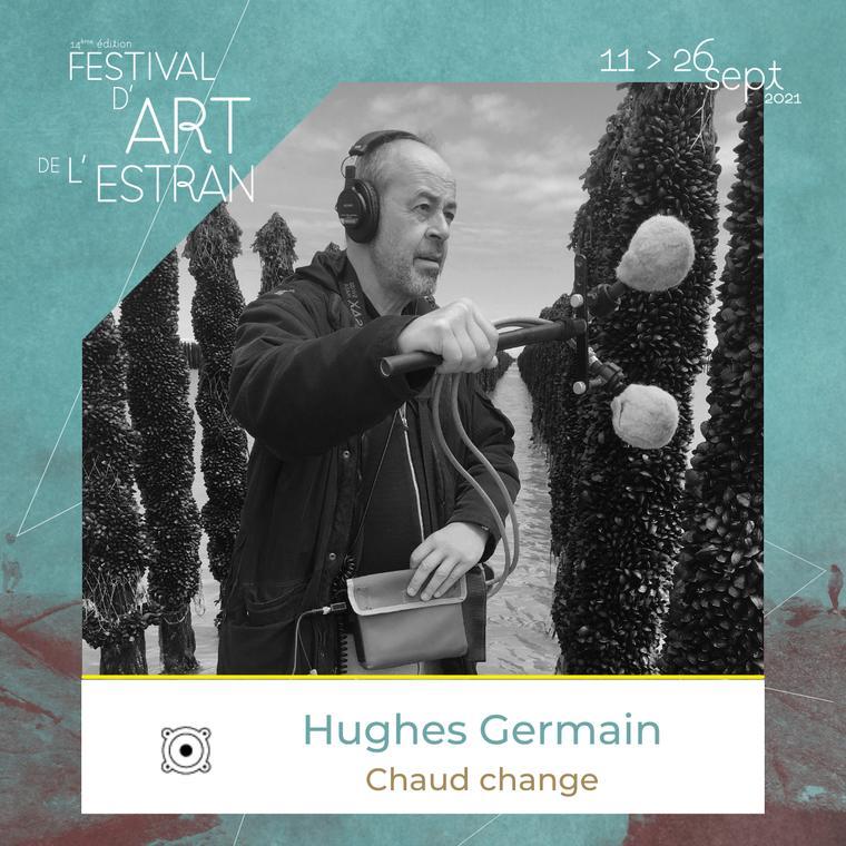 HUghes Germain - Festival d'Art de l'Estran