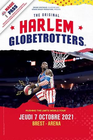 HARLEM-GLOBE 7 Oct 21