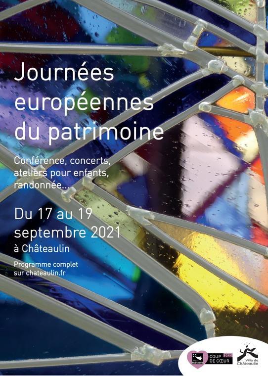 Journées du patrimoine (17-18-19 septembre 2021)