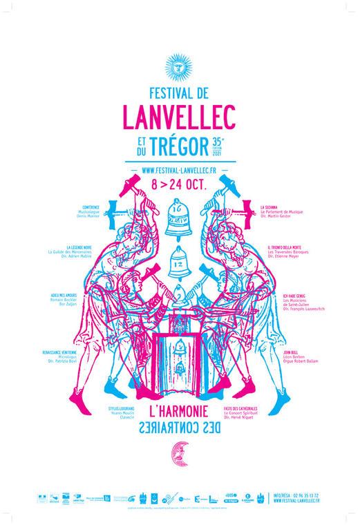 Le Festival de Lanvellec et du Trégor
