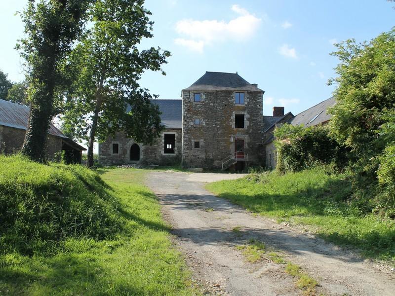 Manoir de Trévenaleuc - Guégon - Morbihan - Bretagne