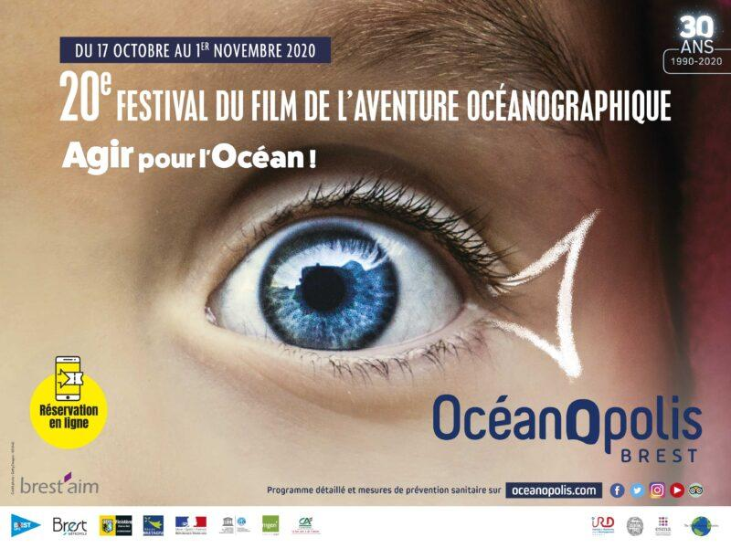 Oceanopolis 1 novembre 2020 - Festival du film océanographique