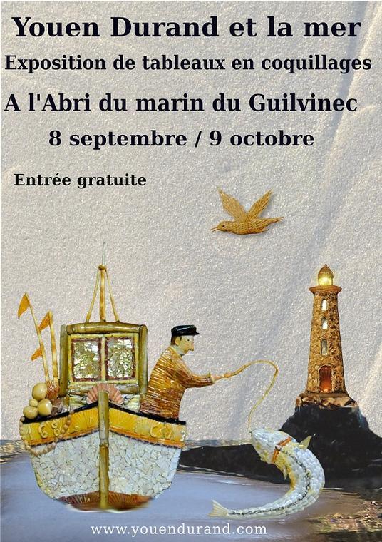 Expo - Youenn Durand - Médiathèque - Guilvinec - Pays Bigouden
