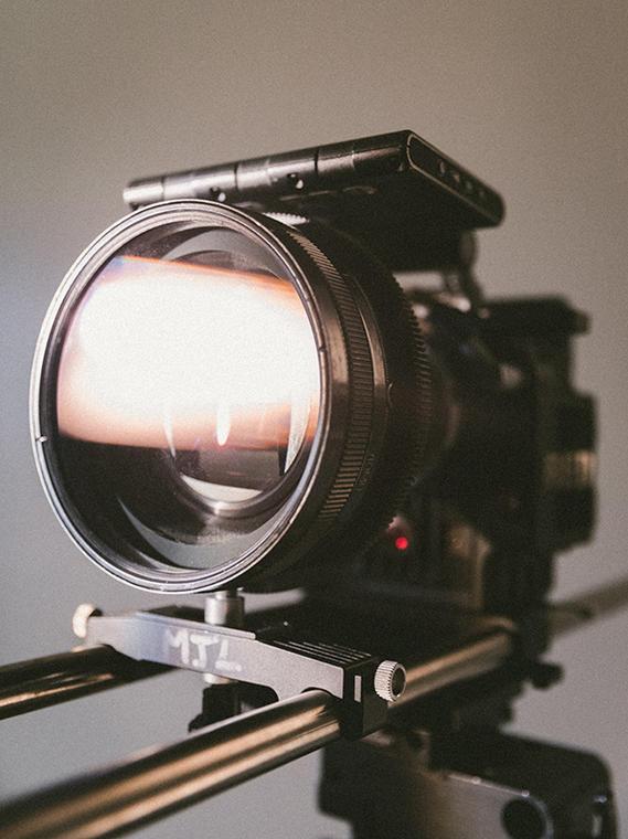 Projection film - Combrit - Pays Bigouden