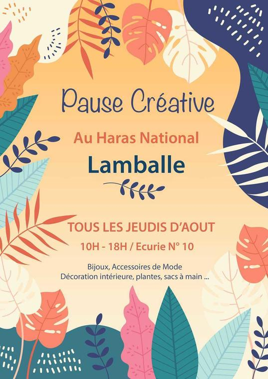 Pause Créative - Lamballe