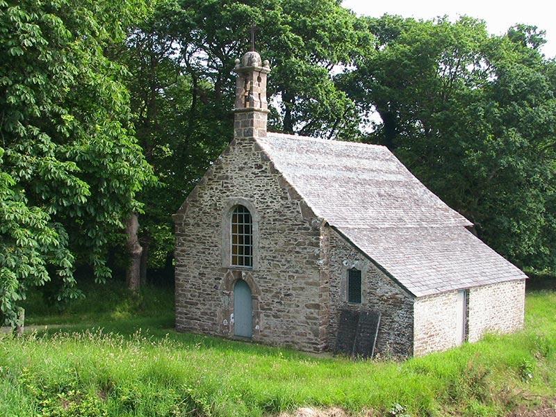 Plouvorn - Chapelle Sainte-Anne
