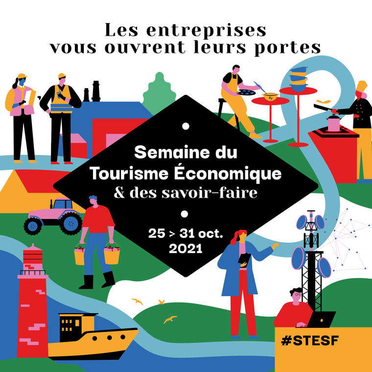 Semaine du Tourisme économique - Percelay - Pays Bigouden