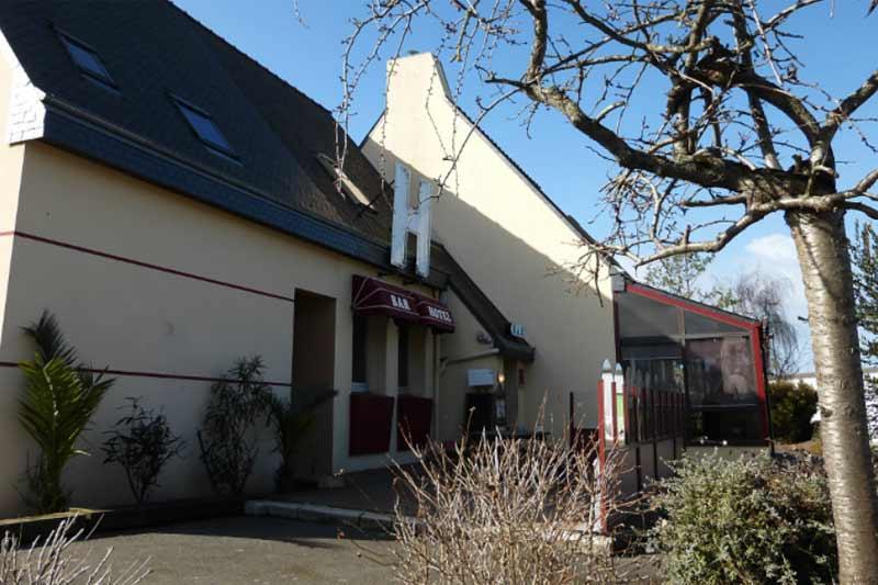Hôtel Restaurant Le Goas Plat