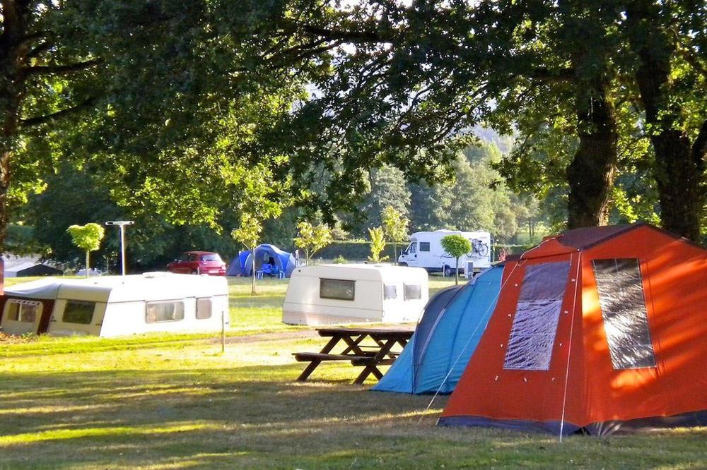 Camping du Val aux Fées