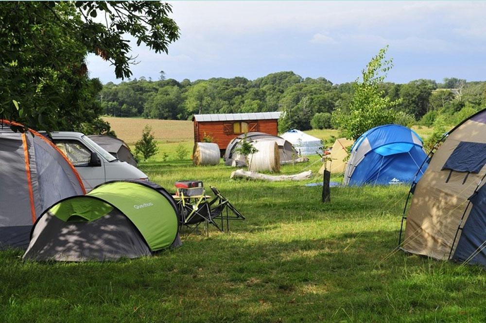 Camping de la Laïta
