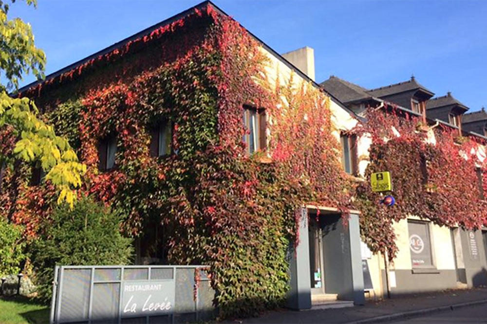 Hôtel - restaurant de la Levée